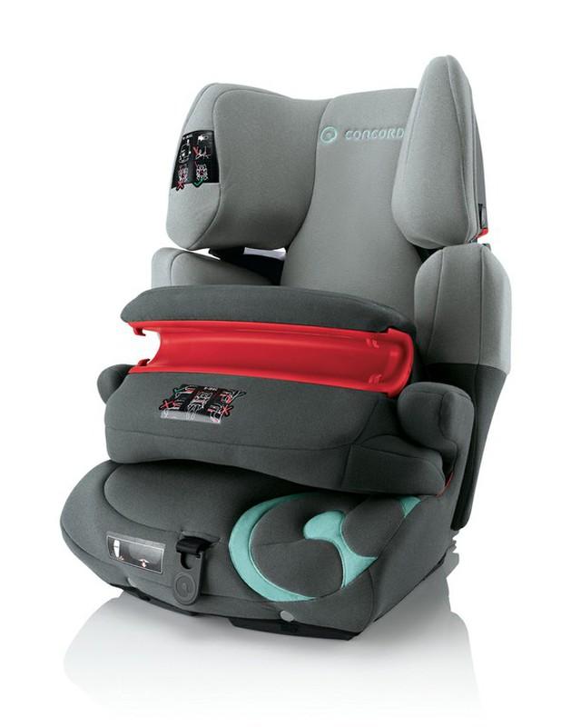 silla de auto concord tranformer pro