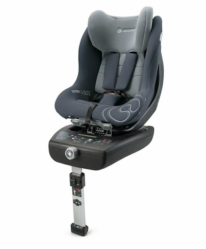 silla de auto concord ultimax i-size